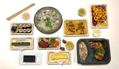 Test Driving Bisushima at home - super sushi delivered