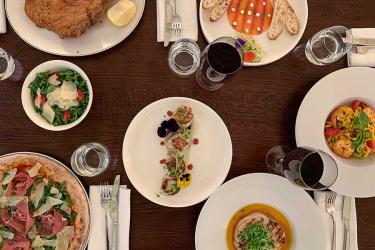 Five reasons to try La Brasseria in Marylebone