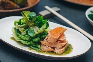 Inko Nito on Soho's Broadwick Street will be the latest robatayaki restaurant from the Zuma stable