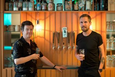Mikkeller Bar and Rick Astley are opening their Shoreditch bar tomorrow