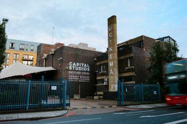 Backyard Cinemas unveil their Capital Studios space at Wandsworth
