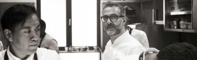 Massimo Bottura to run Sotheby's pop-up in London for three days