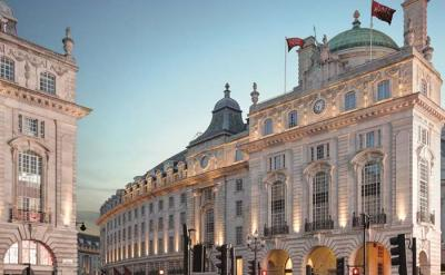 Is Ferran Adria opening a restaurant in London at The Café Royal?