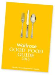 Restaurant Gordon Ramsay's Clare Smyth hits the perfect 10 in the 2015 Good Food Guide