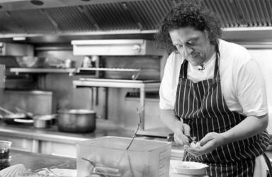 Russell Crowe is writing and starring in a Marco Pierre White biopic