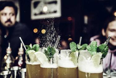 Try top Swedish cocktails at Linje Tio's pop-up at 100 Wardour Street