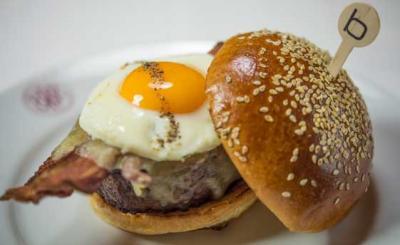 Bar Boulud introduces Sunday brunch and a new Brunch Burger
