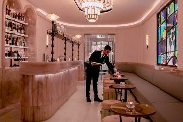 Claridge's reveal their new The Painter's Room bar - we went along to check it out