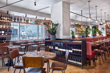Humble Grape wine bar and shop is opening in Canary Wharf