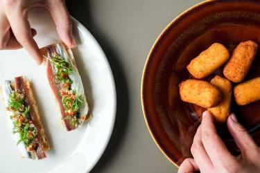 Batera will serve up daily pintxos at Borough Market Kitchen