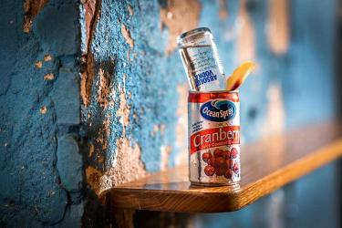 A bar inspired by NYC's GENUINE Liquorette is coming to London, crunching cans in Fitzrovia