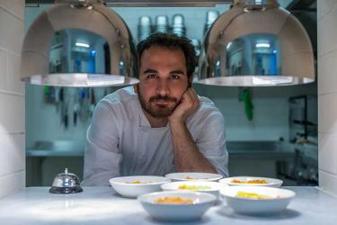 Yeni in Soho will be top Turkish chef Civan Er's first London restaurant