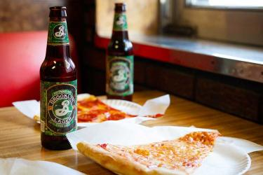 Brooklyn Brewery hosts London pop up with Williamsburg's Vinnie's Pizzeria