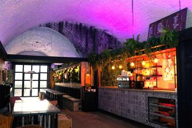 The Arches is Bethnal's Green's newest eating and drinking quarter