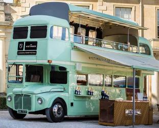Wiltons is bringing the Nyetimber routemaster up to Jermyn Street