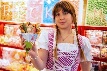 Dessert parlour Hans and Gretel has opened in Camden Market