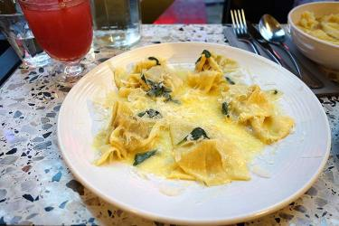 Test Driving Pastaio - Stevie Parle's hip pasta joint in Carnaby