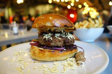 Duck & Waffle comes down to earth - we Test Drive Duck & Waffle Local