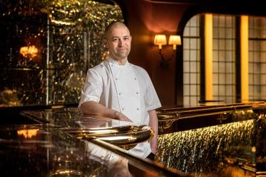 Chef Tony Fleming tells us why The Baptist Grill at L'oscar will be a place