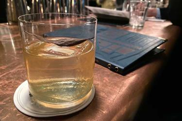 Hawksmoor bring in a new cocktail list and Spitalfields gets new bar snacks too