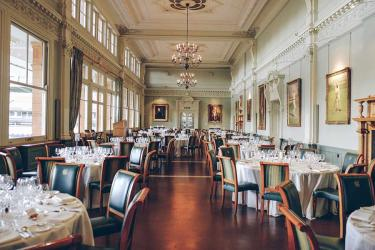 Jump the MCC waiting list by dining with top chefs at the Lord's Dining Club
