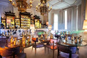 Artesian and London bars lead the World's 50 Best Bars list