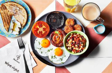 Nando's brings brunch to Shoreditch with Nando's Yard