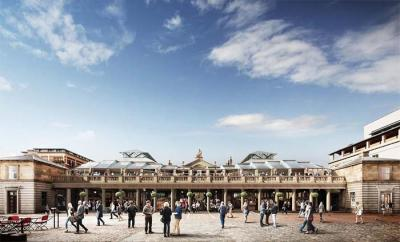 Sushisamba is coming to the Covent Garden Opera Terrace
