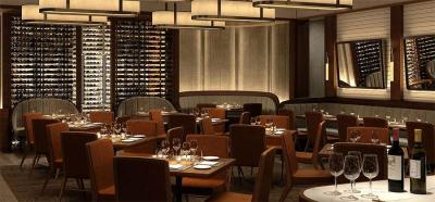 Sette at the Bulgari Hotel London will be the first UK restaurant from the folks behind NYC's Scarpetta