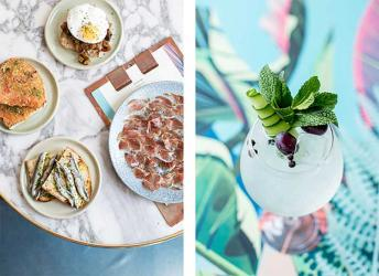 Tonica By The Distillery sees Portobello Gin bring a bar and restaurant to Exmouth Market