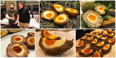 Smoking Goat wins the 2018 Scotch Egg Challenge