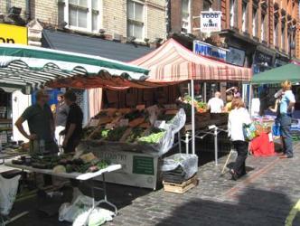 Soho's new Foodlover's market launches on Rupert Street