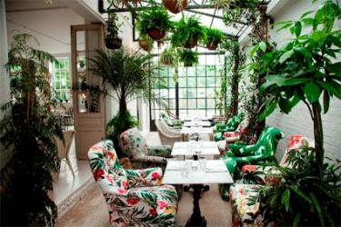 Bourne & Hollingsworth Buildings brasserie and bar opening in Clerkenwell