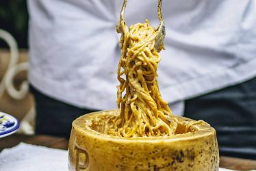 La Gran Carbonara by Big Mamma - London restaurant recipes