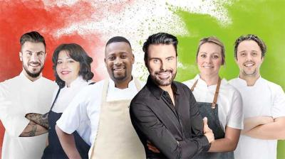 Ready Steady Cook is coming back, with Rylan as host and London chefs among the line-up