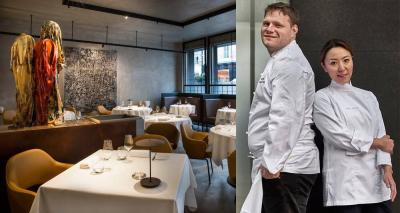 Michelin-starred restaurant The Square is shut down during lunch service