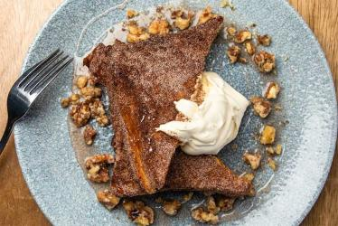 Where to get the best French toast in London
