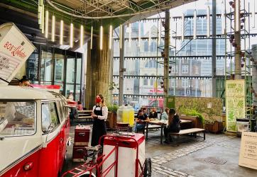 BOB's Lobster have opened their Little Lobster Bar at Borough Market