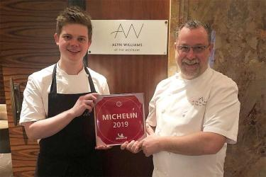 Chef Alyn Williams protests his dismissal from The Westbury in Mayfair