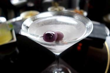 London's coldest martini? New cocktails on the list at Galvin at Windows