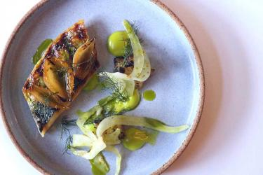 Marcus Wareing has a new lunch menu planned with produce from his own farm