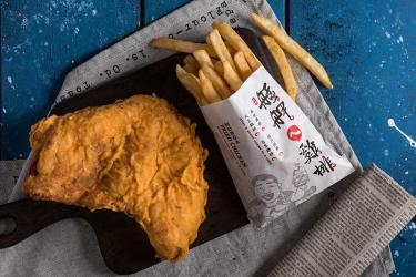 Taiwan's Monga Fried Chicken are opening their first UK branch in London's Chinatown