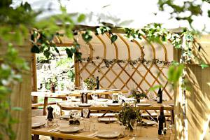 Riverford roving restaurant hits Islington this summertime
