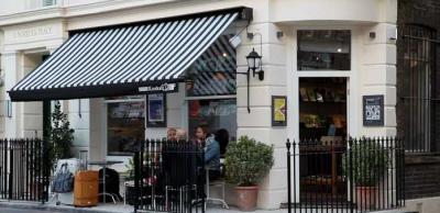 Kioskafé is Monocle's latest venture in Paddington