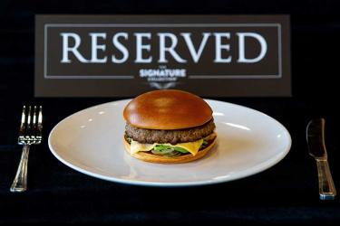 McDonald's turns its High Street Kensington branch into a luxury reservations-only pop-up