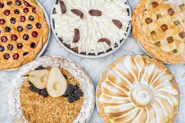 Dominique Ansel's 2019 Pie Night brings in London's top chefs