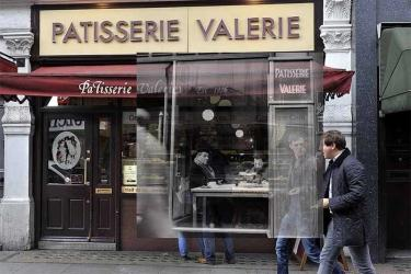 Iconic Soho cafe Patisserie Valerie closes its doors on Old Compton Street
