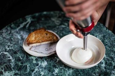 Mayfair restaurant Gazelle is about to start doing a very different style of breakfast