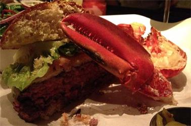 Goodman branches out - we check out Burger & Lobster