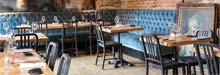 Blanch and Shock in Islington - we check out House of Wolf